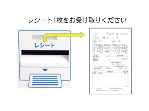 自動精算機操作方法05
